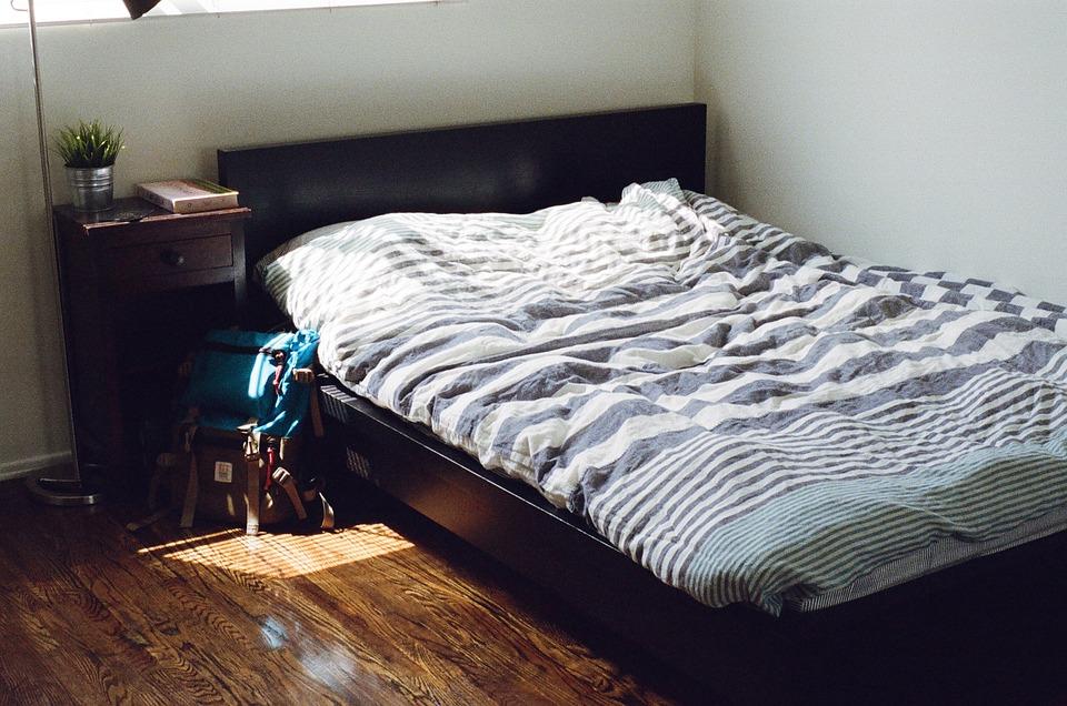 bedroller under seng